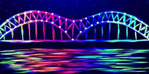 Lighting up Memphis