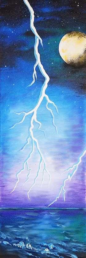 Lightning Bolt Beach