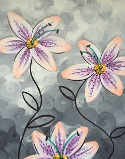 Lilium Swirl