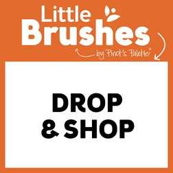 Little Brushes: Drop & Shop