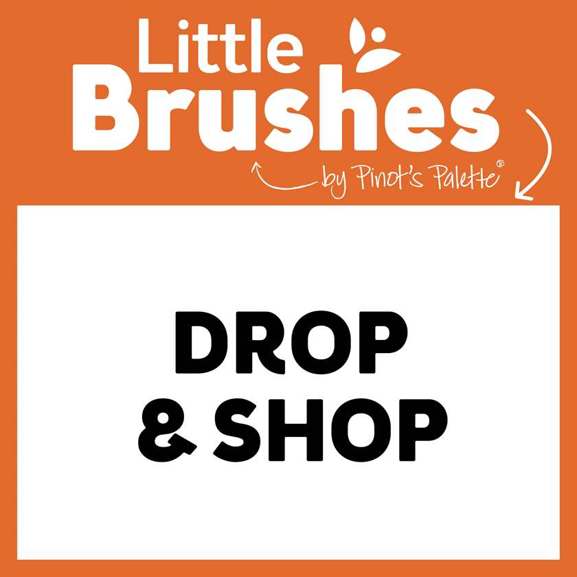 Little Brushes: Drop & Shop