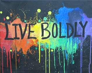 Live Boldly