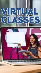 Live Virtual Class - LR