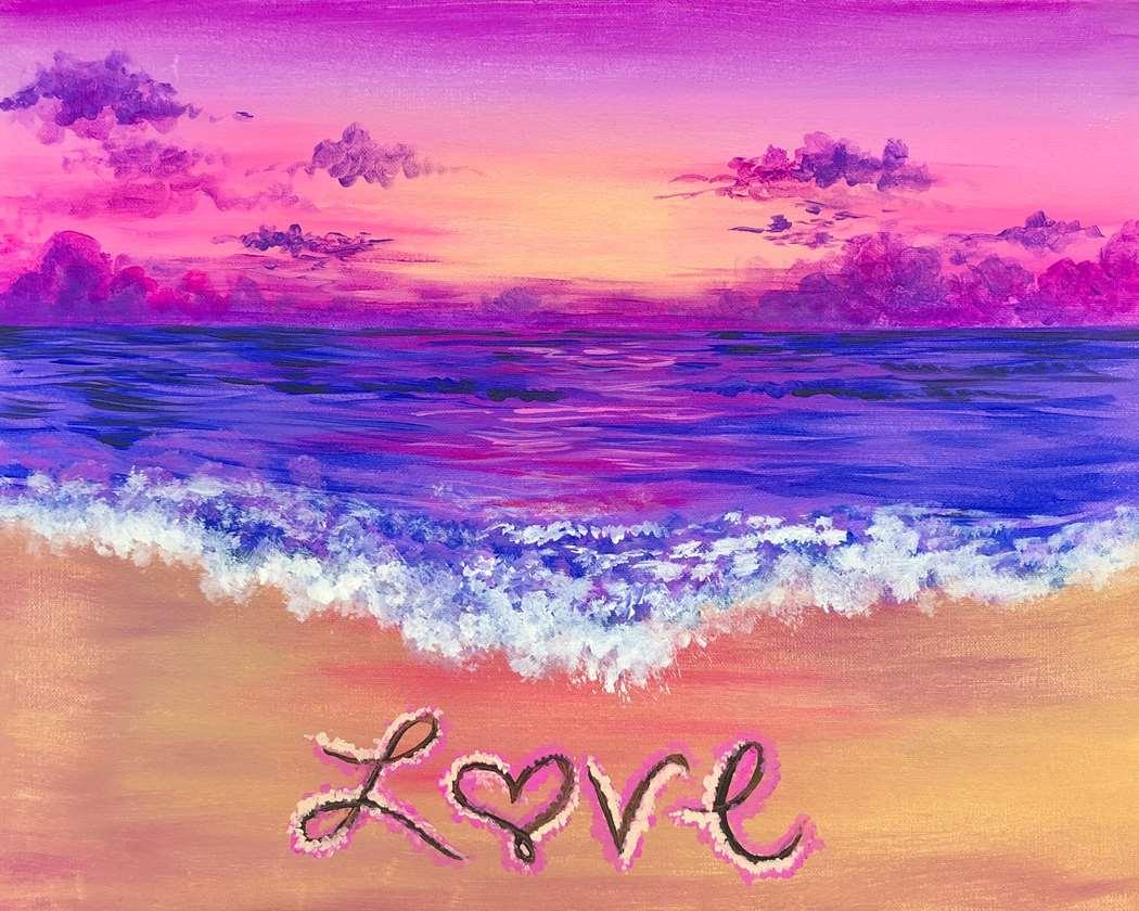 Love at the Beach