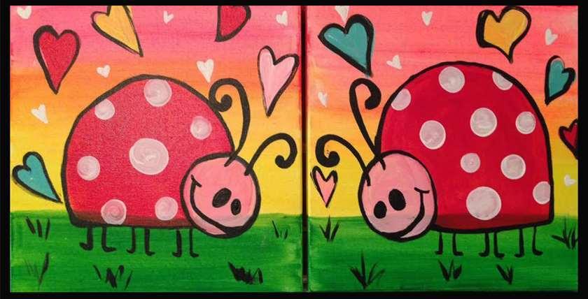 Love Bugs Mini collaborative