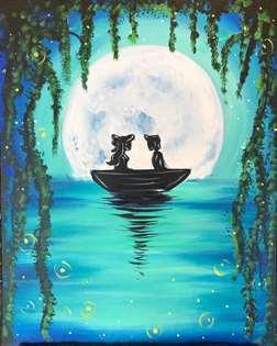 Love in the Moonlight