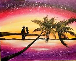 Love on the Beach