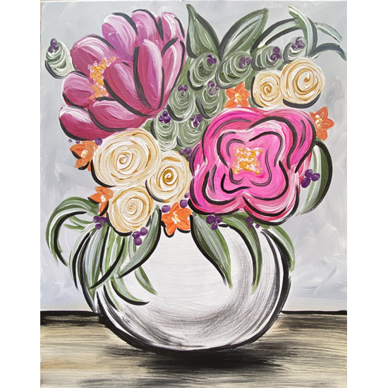 HAPPY (EARLY) MOTHER'S DAY! IN STUDIO EVENT! LIMITED SEATING