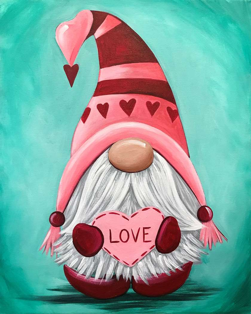Sweetheart Gnome