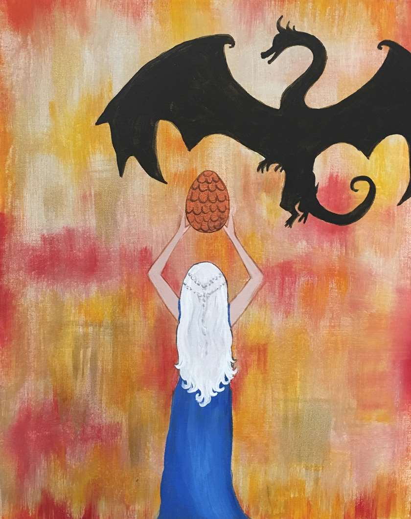 Lover of Dragons