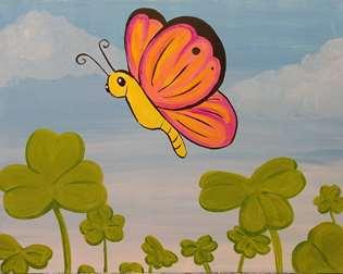 Lucky Butterfly