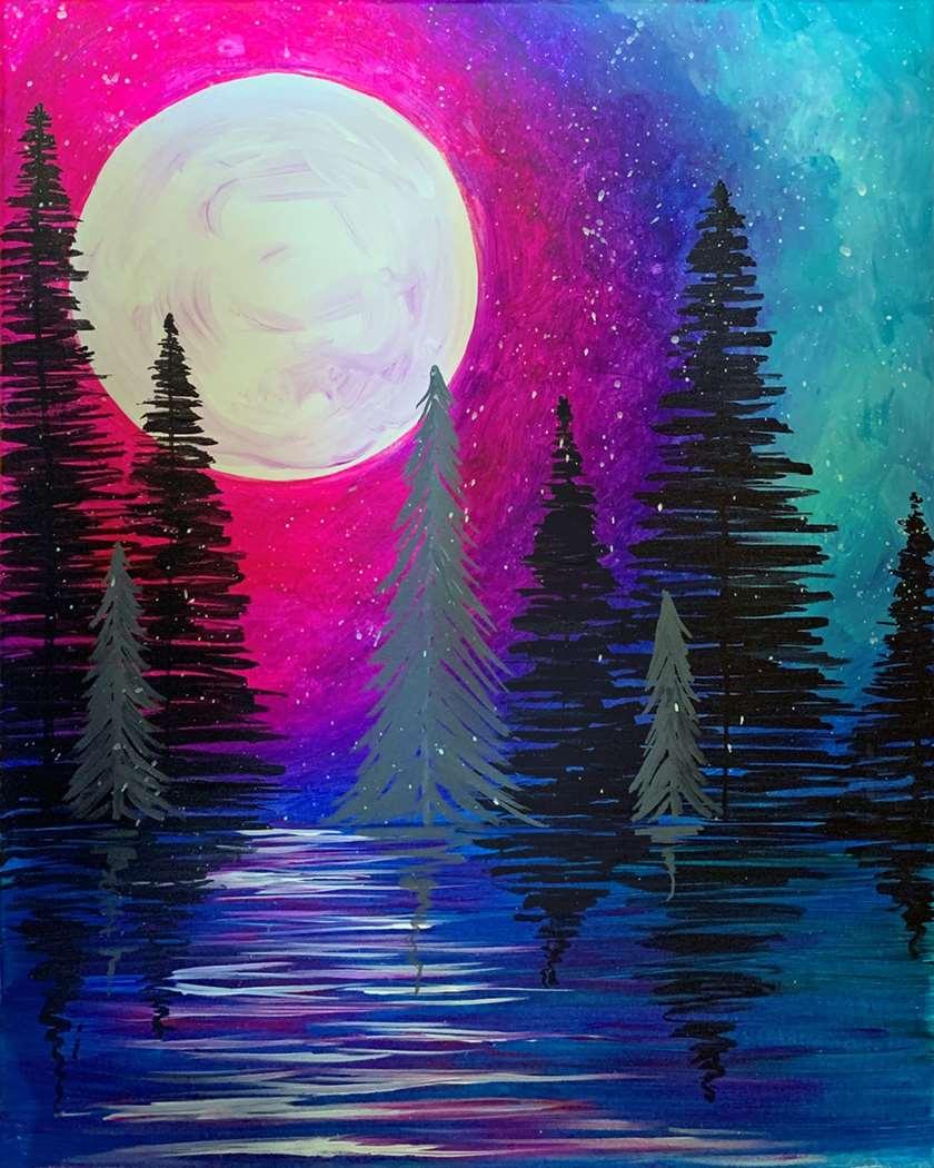 Luminous Lake