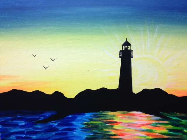Luminous Lighthouse