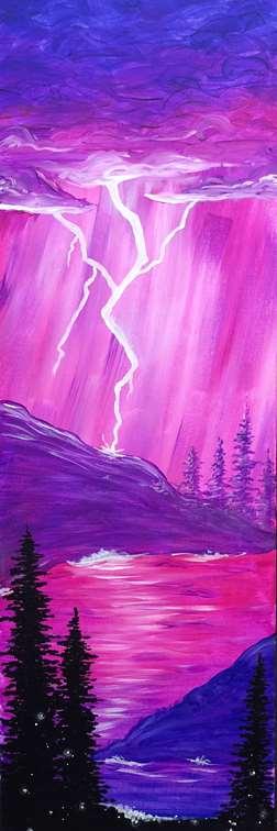 Luminous Lightning