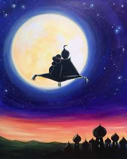 Magic Carpet Ride