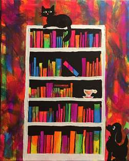 Black Magical Library