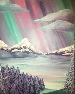 Magical Mountainside