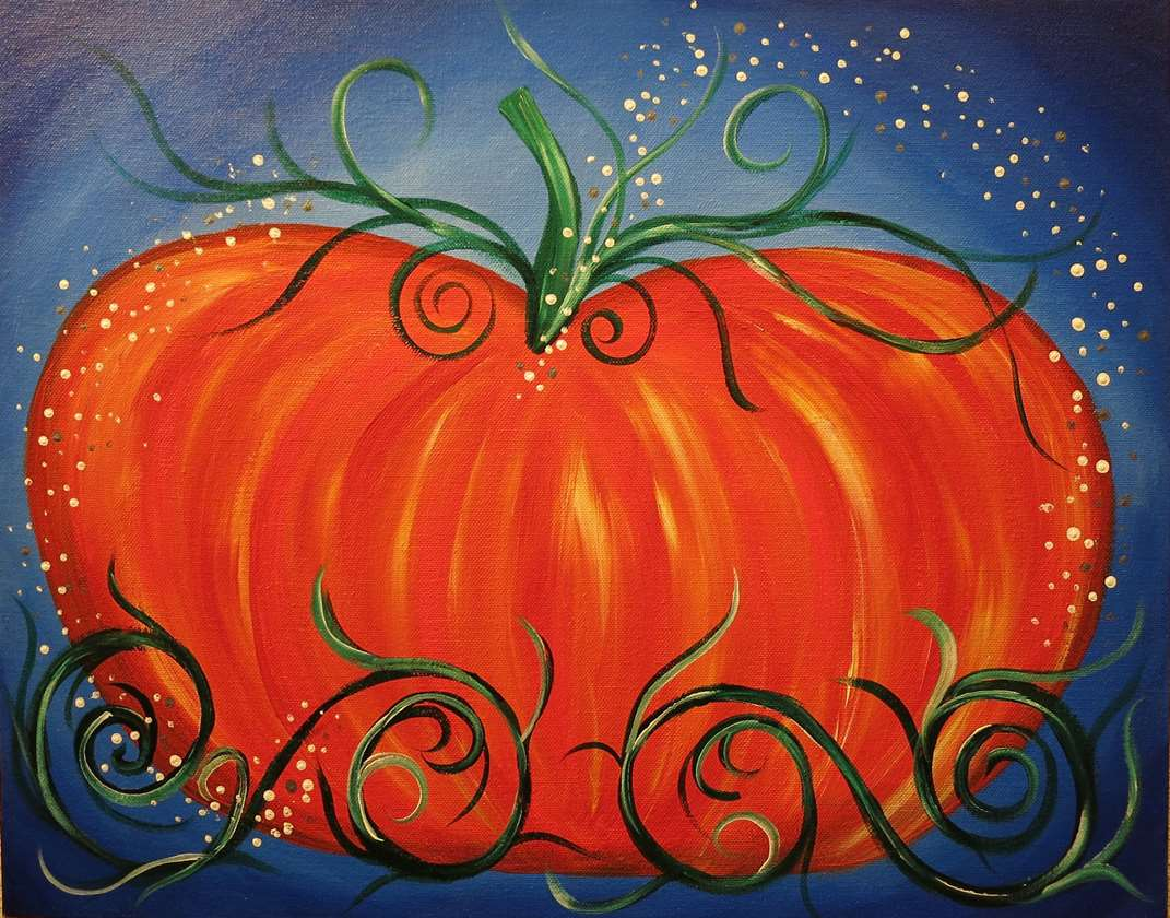 Magical Pumpkin