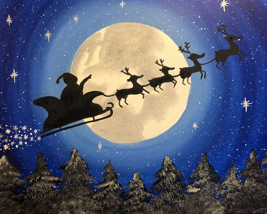 Magical Sleigh Ride
