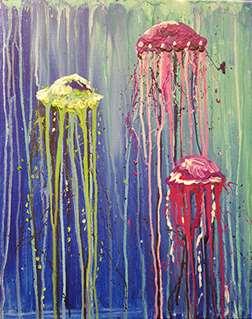 Majestic Jellyfish