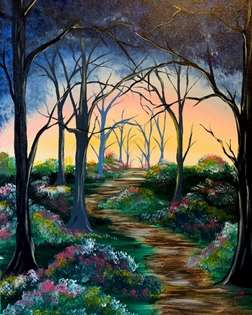 Majestic Woods