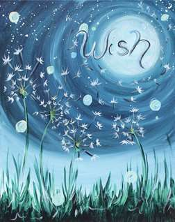 Make A Wish to the Moon
