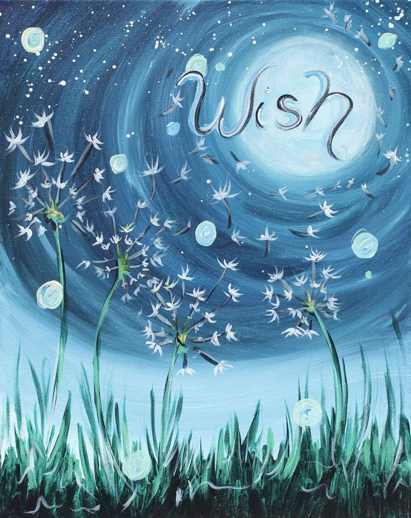 Ladies Night - Make a Wish to the Moon