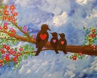 Mama's Birds