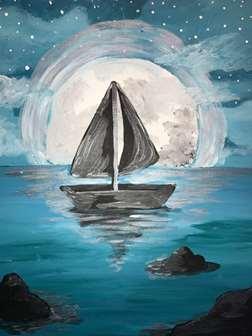 Maritime Moonlight