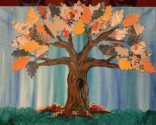 Massive Oak 12x16