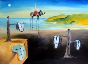 Melting Clocks