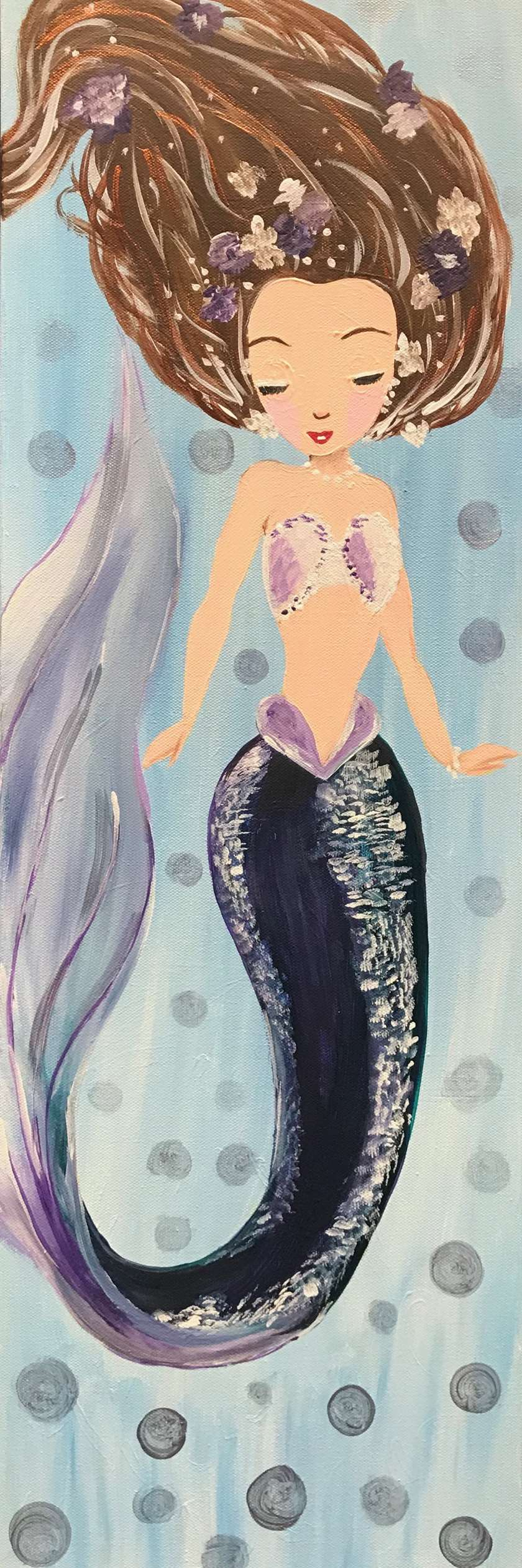 Mermaid Bubbles