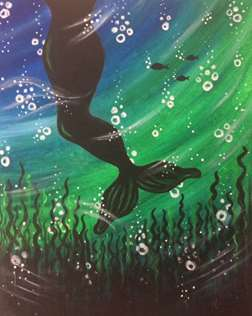 Mermaid 'Tales' and Ocean Dreams