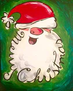 Merry Christmas Santa