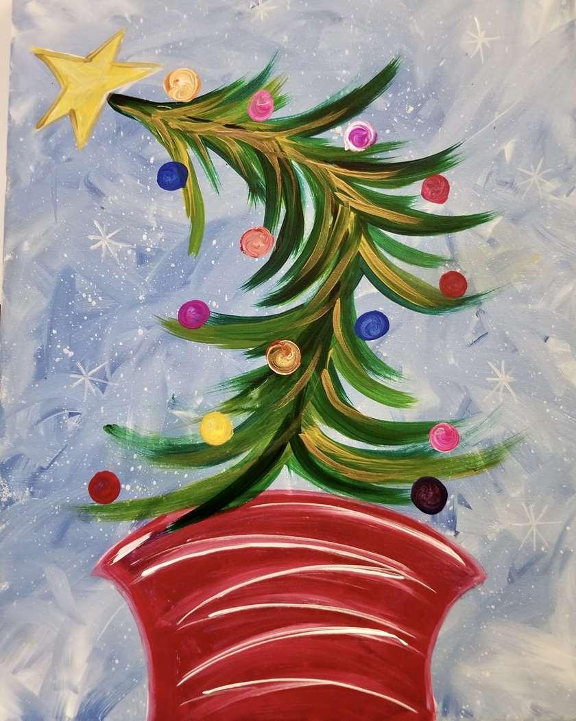 Merry Little Christmas Tree