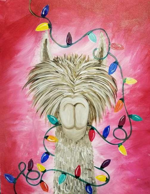 Merry Llama