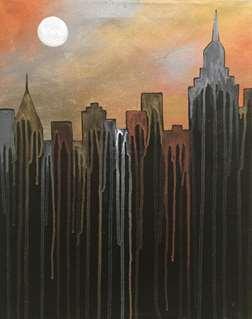 Metallic  Skyline