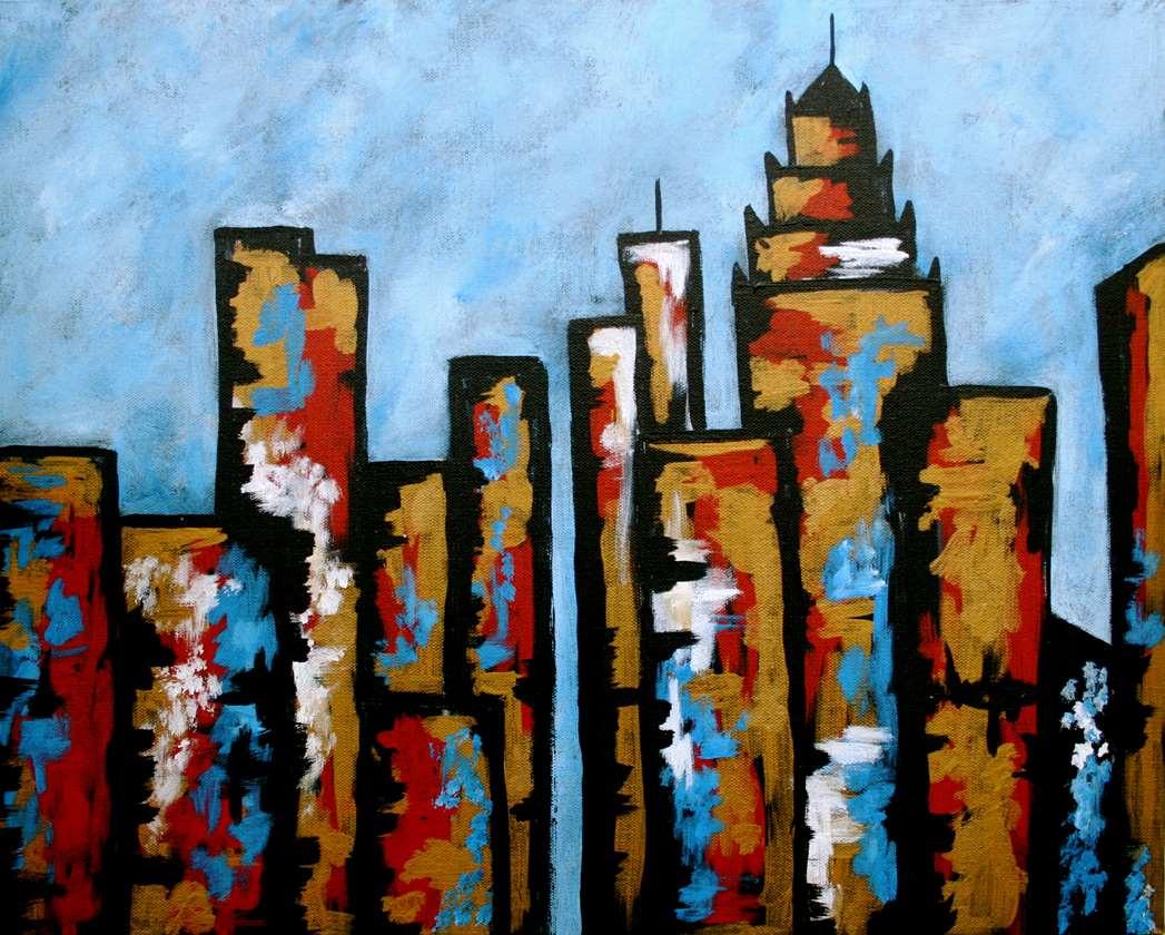 Metallic City