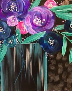 Midnight Bouquet