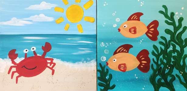 Mini - Beach Pals