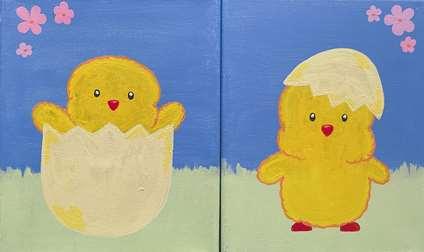 Mini - Cuddly Ducklings