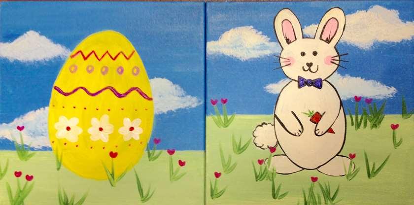 Mini - Egg-cellent Bunny!