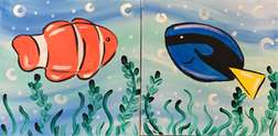 Mini - Fish Friends
