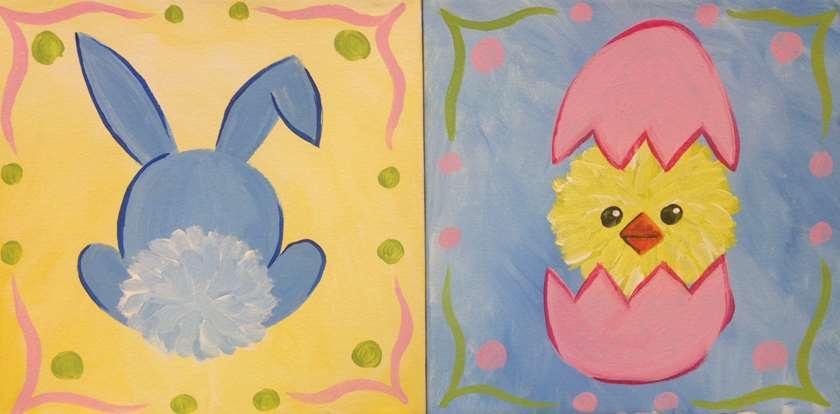 Mini - Hey Chick, Need Some Bunny to Love?