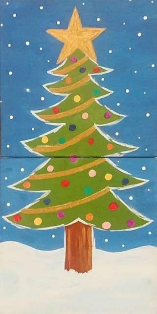 Mini - Jolly Christmas Tree