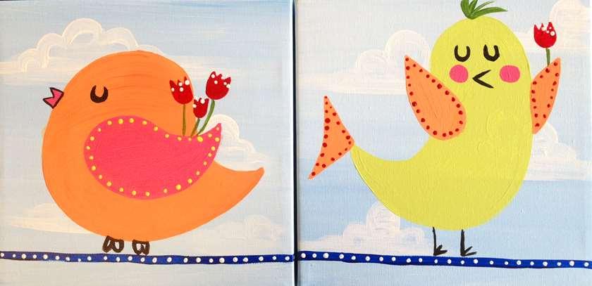 Mini - Little Birdies