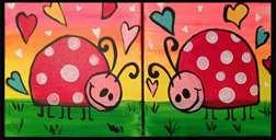 Mini - Love Bugs