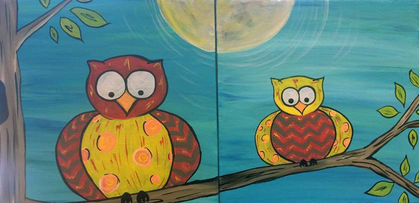 Mini - Owl Stand by You