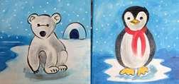 Mini - Penguins and Polarbears