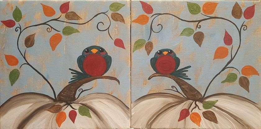 Mini - Toot Sweet Autumn